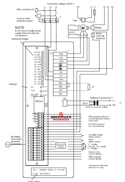 Inverter BUM 60-30